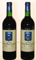 Chateau Smith Haut Lafitte Rouge 1990 Pessac Leognan
