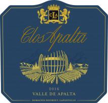 Clos Apalta, Casa Lapostolle 2016 Chile
