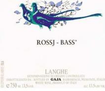 Gaja Chardonnay Rossj & Bass 2018 Langhe