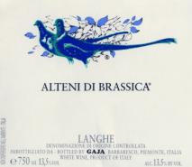 Gaja, Alteni di Brassica 2017 Piedmonte