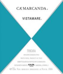 Gaja Ca'Marcanda Vistamare 2018 Bolgheri