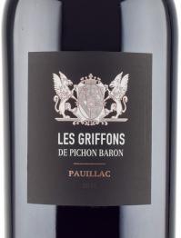 Pichon Baron- Les Griffons de Pichon Baron 2017 Pauillac