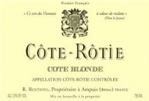 Domaine Rene Rostaing Cote Rotie Cote Blonde 2016 Cote Rotie