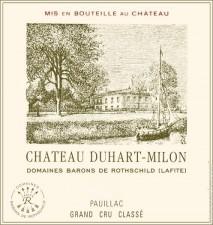 Chateau Duhart Milon 1995 Pauillac