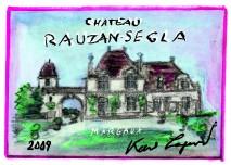 Chateau Rauzan Segla 2009 Margaux