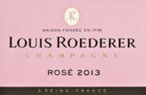 Champagne Louis Roederer Rose Vintage 2013 Champagne