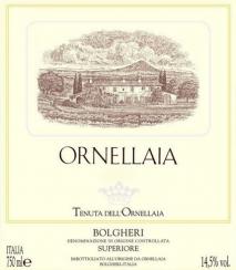 Tenuta dell'Ornellaia Ornellaia 2013 Bolgheri
