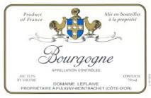 Domaine Leflaive, Bourgogne Blanc 2017 Cote de Beaune