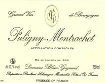 Domaine Blain Gagnard, Puligny Montrachet 2017 Cote de Nuits
