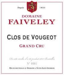 Domaine Faiveley, Clos de Vougeot Grand Cru 2017 Cote de Nuits