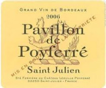 Pavillon de Poyferre 2016 St Julien