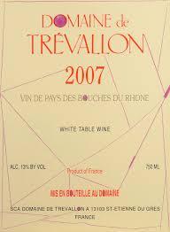 Domaine de Trevallon 2007 IGP Alpilles