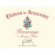Chateau de Beaucastel, Hommage a Jacques Perrin 2013 Chateauneuf du Pape