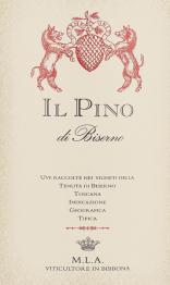 Il Pino di Biserno 2016 Tuscany