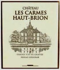 Chateau Les Carmes Haut Brion 1998 Pessac Leognan