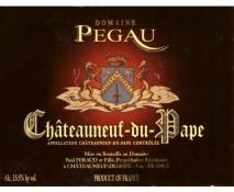 Domaine du Pegau, Chateauneuf-du-Pape Cuvee da Capo 2000 Chateauneuf du Pape