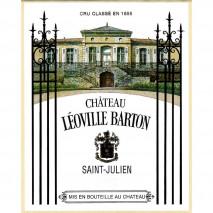 Chateau Leoville Barton 1987 St Julien