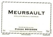 Domaine Pierre Boisson, Meursault Les Criots 2017 Cote de Beaune