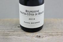 Domaine Pierre Boisson, Bourgogne Hautes Cotes de Beaune 2017 Bourgogne
