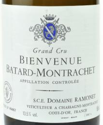 Domaine Ramonet, Bienvenues-Batard-Montrachet Grand Cru 2017 Cote de Beaune
