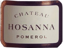 Chateau Hosanna 2008 Pomerol