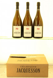Jacquesson, Cuvee 742 Extra Brut 0 Champagne