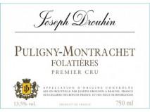 Domaine Joseph Drouhin, Puligny-Montrachet 1er Cru Les Folatieres 2018 Cote de Beaune