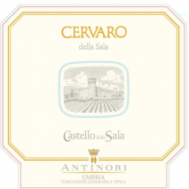 Cervaro della Sala, Antinori 2018 Umbria