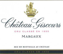 Chateau Giscours 2016 Margaux