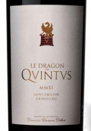 Chateau Quintus Le Dragon de Quintus 2015 St Emilion