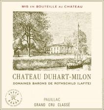 Chateau Duhart Milon 2017 Pauillac
