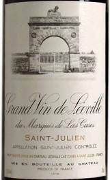 Chateau Leoville Las Cases 2015 St Julien