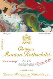 Chateau Mouton Rothschild 2015 Pauillac