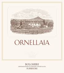 Tenuta dell'Ornellaia Ornellaia 2017 Bolgheri