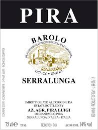 Pira Luigi Barolo Serralunga 2016 Barolo