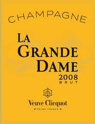 Veuve Clicquot, La Grande Dame 2008 Champagne