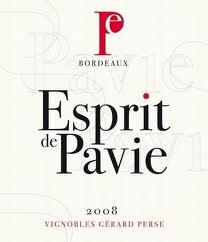 L'Esprit de Pavie (Vignobles Perse) 2014 Bordeaux
