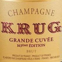 Krug Grande Cuvee Edition 168 0 Champagne