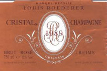 Louis Roederer Cristal Rose Brut 2012 Champagne