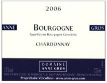 Domaine Anne Gros Bourgogne Chardonnay 2018 Bourgogne