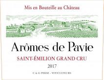 Les Aromes De Pavie 2017 St Emilion