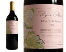 Domaine Peyre Rose Coteaux du Languedoc Clos Syrah Leone 2002 Languedoc
