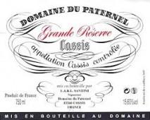 Domaine du Paternel, Cassis White 2019 Cassis