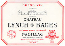 Chateau Lynch Bages 2019 Pauillac
