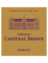 Chateau Cantenac Brown 2019 Margaux