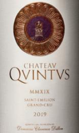 Chateau Quintus 2019 St Emilion