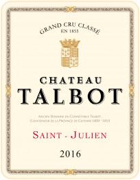 Chateau Talbot 2019 St Julien