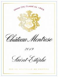 Chateau Montrose 2019 St Estephe