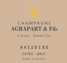 Agrapart Avizoise Extra Brut Blanc de Blanc 2009 Champagne