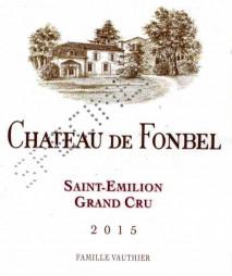 Chateau De Fonbel 2019 St Emilion